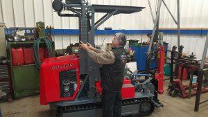 reparation entretien machine outils viticole loeffel