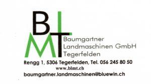 Baumgartner Landmaschinen revendeur Loeffel